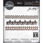 Sizzix - Tim Holtz - Thinlits Die - Crochet 2