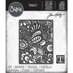 Sizzix - Tim Holtz - Thinlits Die - Doodle Art