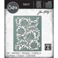 Sizzix - Tim Holtz - Thinlits Die - Bouquet