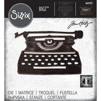 Sizzix - Tim Holtz - Bigz Die - Retro Type