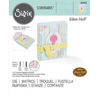 Sizzix - ScoreBoards Die - Tiny Book
