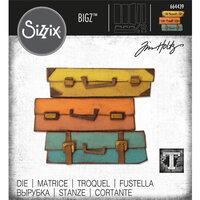 Sizzix - Tim Holtz - Bigz Die - Baggage Claim