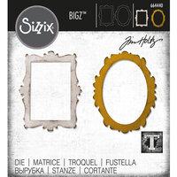 Sizzix - Tim Holtz - Bigz Die - Decor Frames