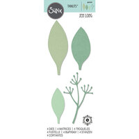 Sizzix - Thinlits Die - Elegant Leaves