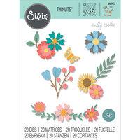 Sizzix - Thinlits Die - Petite Petals