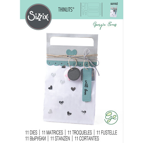 Sizzix - Thinlits Die - Party Bag Topper
