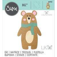 Sizzix - Bigz Die - Scandi Bear