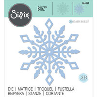 Sizzix - Christmas - Bigz Die - Snow Crystal