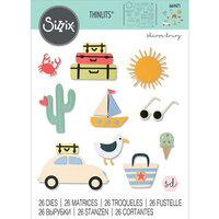 Sizzix - Thinlits Die - Summer Days
