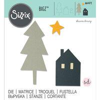 Sizzix - Bigz Die - Nordic Scene