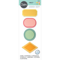 Sizzix - Thinlits Die - Modern Labels
