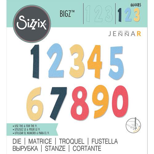 Sizzix - Bigz Die - Numeracy