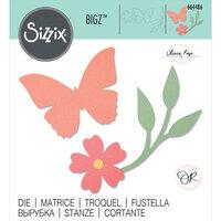Sizzix - Bigz Die - Garden Wings
