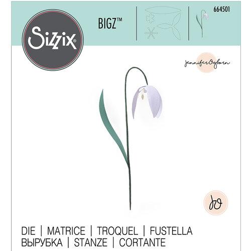 Sizzix - Bigz Die - Snowdrop