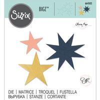 Sizzix - Bigz Die - Winter Stars