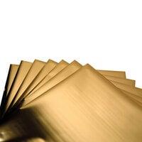 Sizzix - Effectz Collection - 6 x 6 Decorative Foil Sheets - Gold