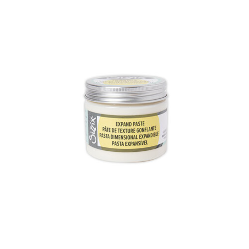 Sizzix - Effectz Collection - Expand Paste - White