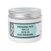Sizzix - Effectz Collection - Dimensional Paste - White