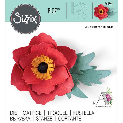 Sizzix - Bigz Die - Anemone Flower