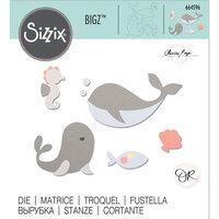 Sizzix - Bigz Die - Ocean Friends