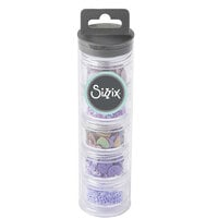 Sizzix - Making Essentials Collection - Sequins and Beads - Lavender Dust