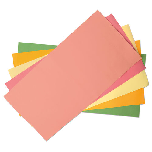 Sizzix - Making Essentials Collection - 12 x 24 Sculpting Foam - 5 Sheets - Springtime
