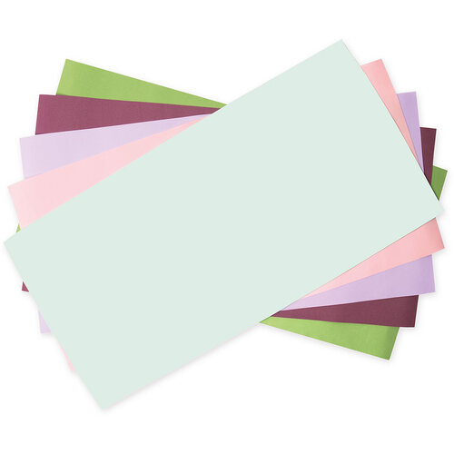 Sizzix - Making Essentials Collection - 12 x 24 Sculpting Foam - 5 Sheets - Blossoms
