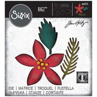 Sizzix - Christmas - Tim Holtz - Bigz Die - Festivities