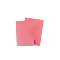 Sizzix - Surfacez Collection - A6 - Card and Envelope Pack - 10 Pack - Primrose