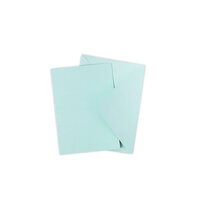 Sizzix - Surfacez Collection - A6 - Card and Envelope Pack - 10 Pack - Mint Julep