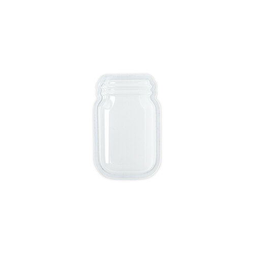 Sizzix - Making Essentials Collection - Shaker Domes - Jar