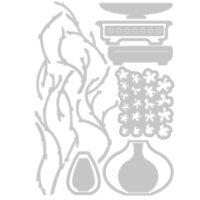 Sizzix - Thinlits Die - Ikebana