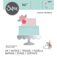 Sizzix - Bigz Die - Celebration Cake