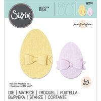 Sizzix - Bigz Die - Easter Egg