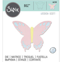 Sizzix - Bigz Die - Willow Butterfly