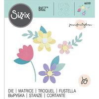 Sizzix - Bigz Die - Spring Flowers