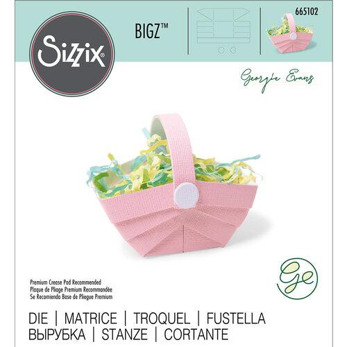 Sizzix - Bigz Die - Basket