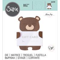Sizzix - Bigz Die - Teddy Treats