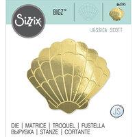 Sizzix - Bigz Die - Seashell No. 3