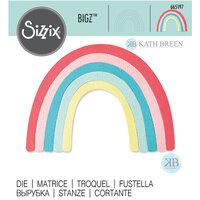 Sizzix - Bigz Die - Rainbow