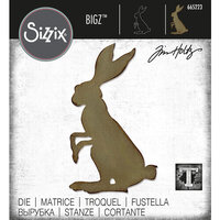 Sizzix - Tim Holtz - Bigz Die - Mr Rabbit