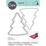 Sizzix - Framelits Dies - Tree