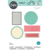 Sizzix - Framelits Die - Frames and Borders
