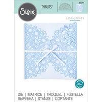 Sizzix - Thinlits Dies - Snowflake Wrap