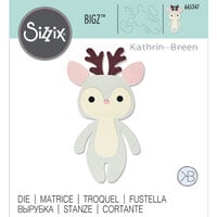 Sizzix - Bigz Die - Christmas Character