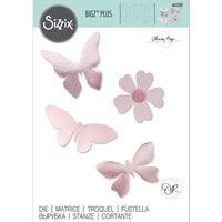 Sizzix - Bigz Plus Die - Fantastical Butterflies