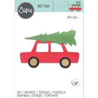 Sizzix - Bigz Plus Die - Car and Tree
