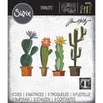 Sizzix - Tim Holtz - Thinlits Die - Funky Cactus