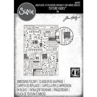 Sizzix - Tim Holtz - Textured Impressions Embossing Folder - Circuit