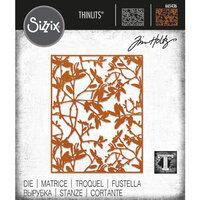 Sizzix - Tim Holtz - Thinlits Dies - Leafy Twigs